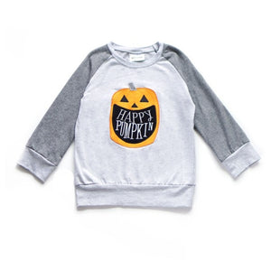 Children's Shirt - Happy Pumpkin