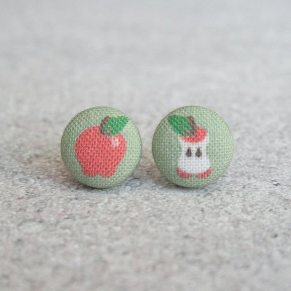 Earrings ~ Apple