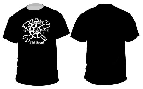 SoCal Gambler Compass Shirt