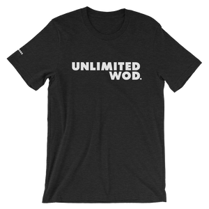 Short-Sleeve Unisex T-Shirt / UW BASIC