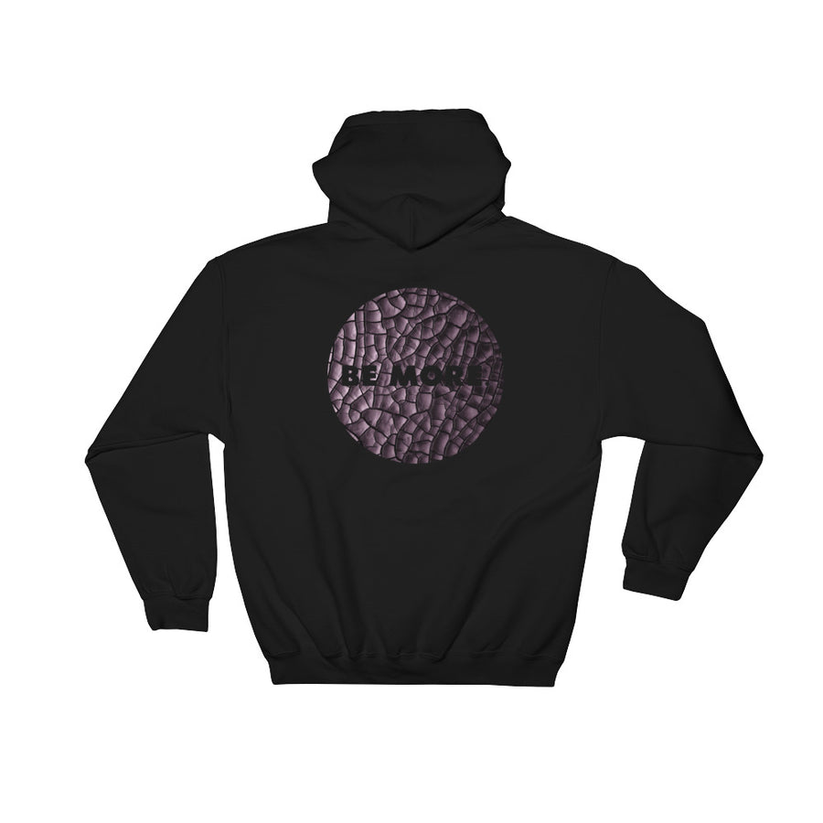 Hooded Sweatshirt / UW CRACK PINK