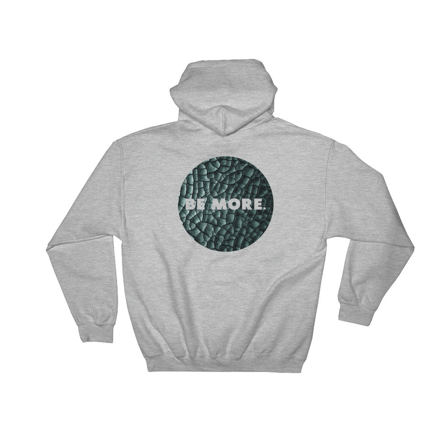 Hooded Sweatshirt / UW CRACK GREEN
