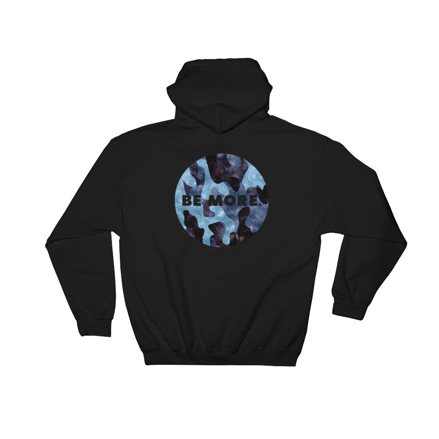 Hooded Sweatshirt / UW CAMO BLUE