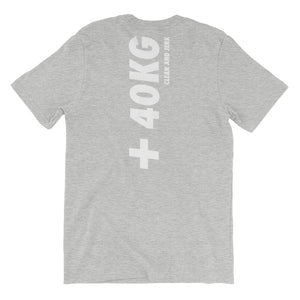MEN T-Shirt / BE PROUD series / C&J +40kg