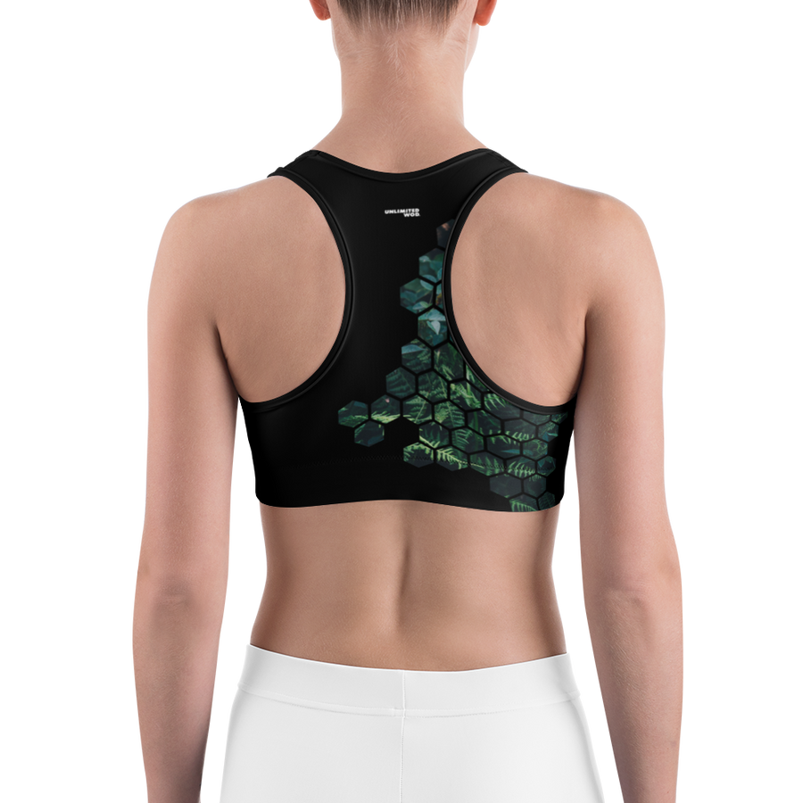 Sports bra / UW WILD FOREST / WMNS