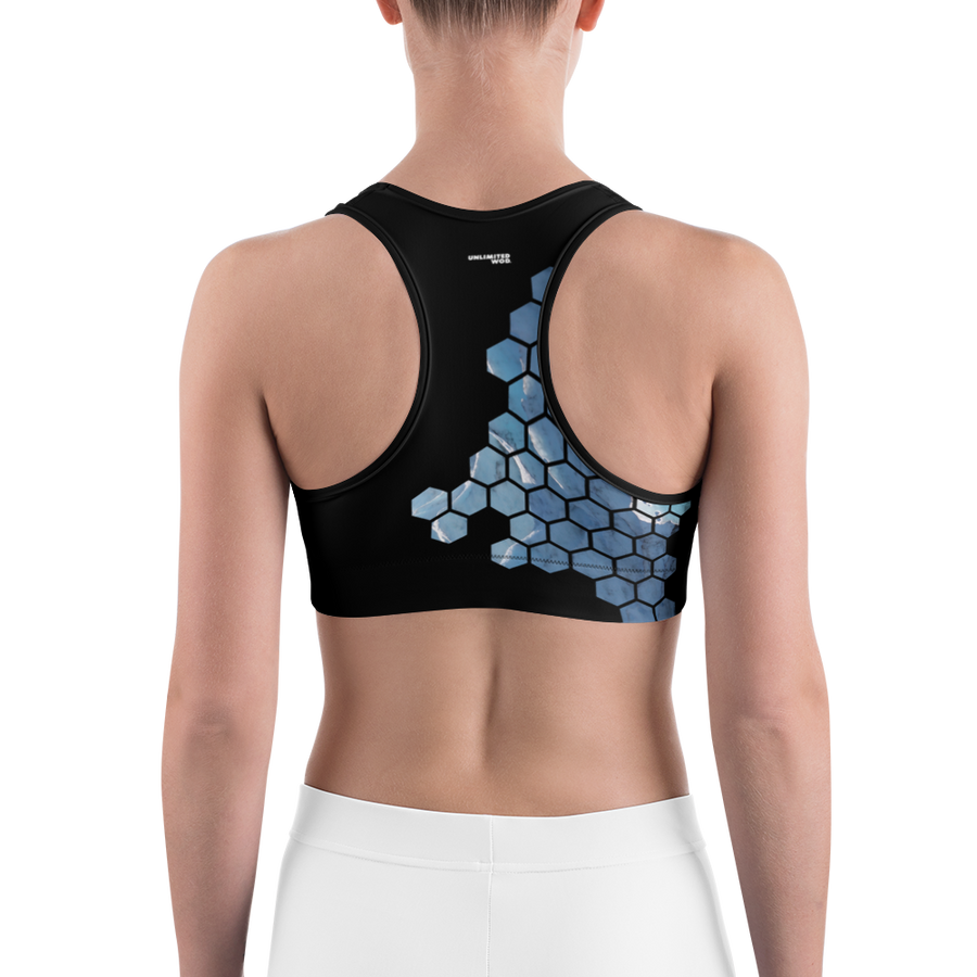 Sports bra / UW WILD ICE / WMNS