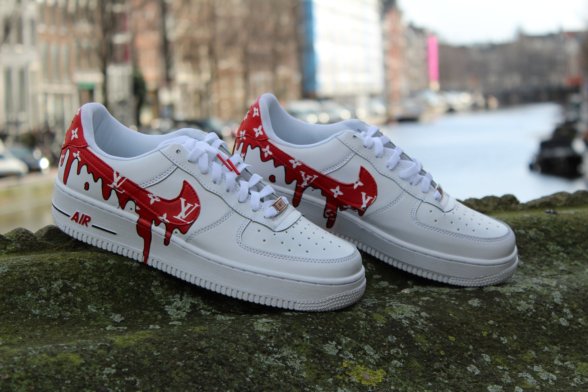 new styles 0e287 51a39 ... clearance nike air force one low nike x lv 50cc7 ba482