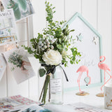myHome\u0026Living.com & Artificial Flower Bouquet with Vase