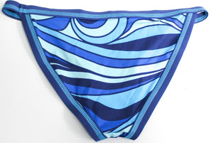Aqua Spray Reversible Bikini Bottom - Wavelife