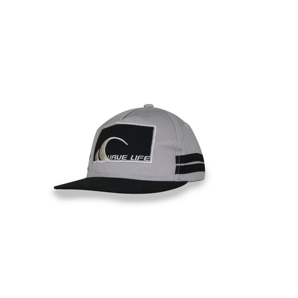 Puff Block Logo Black - Wavelife