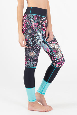 Paisley Park Active Legging - Wavelife