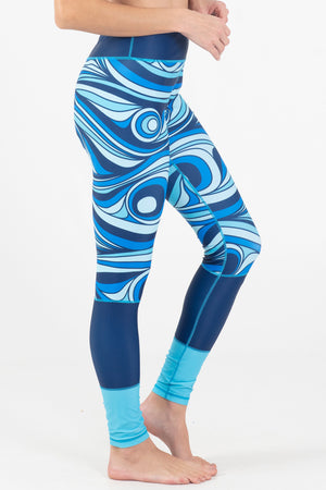 Aqua Spray Active Legging - Wavelife