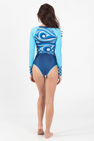 Aqua Spray One Piece Paddle Suit - Wavelife