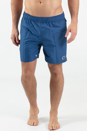 Tuna Elastic Waist Reversible Short