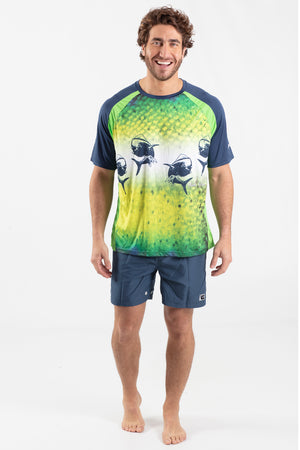 Mahi Mahi S/S Performance Top - Wavelife