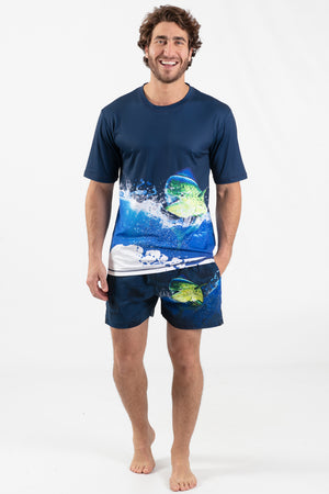 Mahi Mahi S/S Performance Top