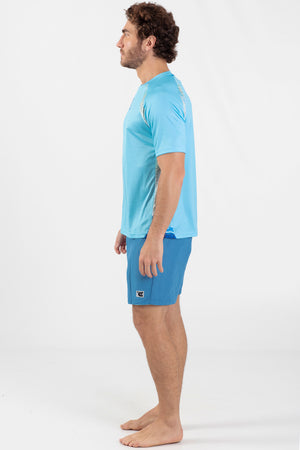 Blue Marlin S/S Performance Top