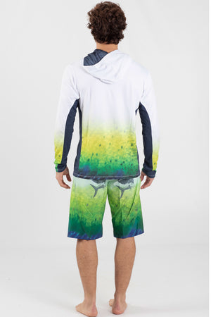 Mahi Mahi Performance fishing hoodie