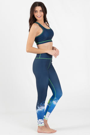 Mahi Mahi Active Legging - Wavelife