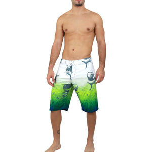 Mahi Mahi Fishing Boardshort