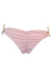 ʻO Gina Skimpy Bottom - Powder Pink - reginasdesire