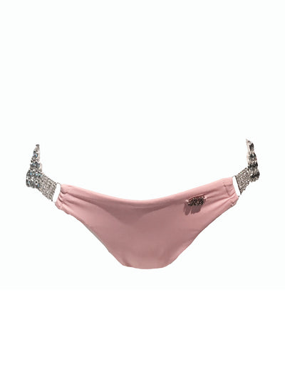 Nicole Skimpy Bottom - Powder Pink - reginasdesire