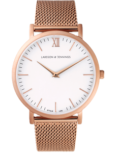Rose Gold Lugano 40mm