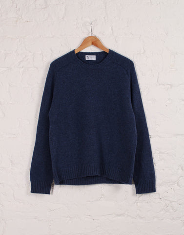 Lambswool Crew Neck