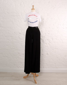 Yuli Wide Leg Trousers