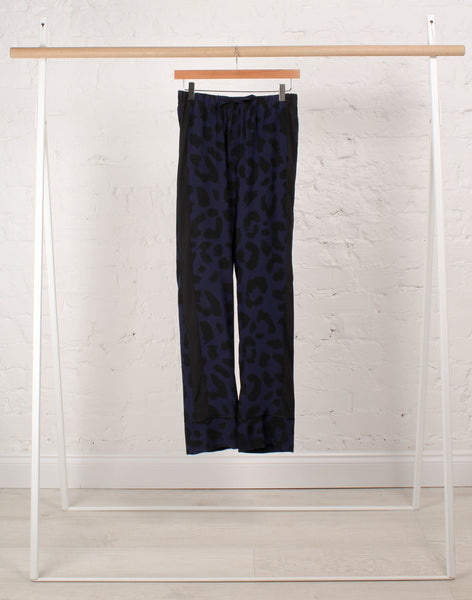 Leopard Clementine Trousers