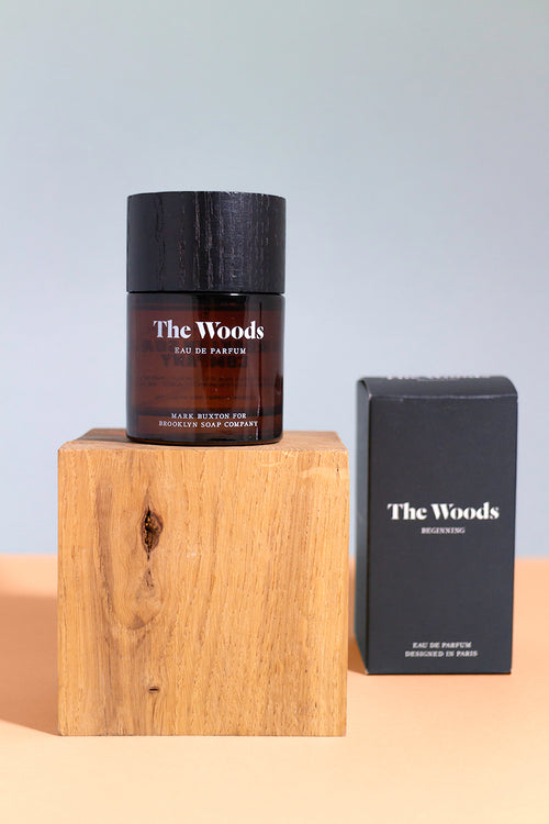 Parfum Homme The Woods Eau De Parfum Brooklyn soap company