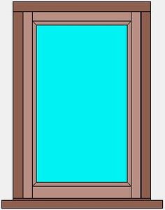Traditional Flush Window Single Casement