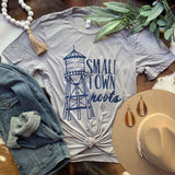 Small Town Roots Graphic Tee - Unisex