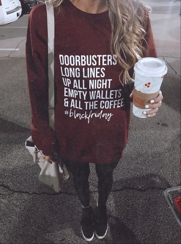 Black Friday Sweatshirt