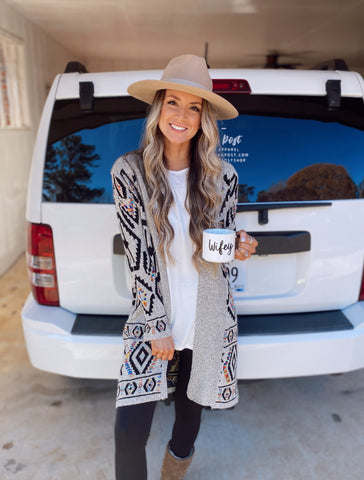 Weekend Getaway Cardigan