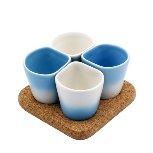 2 Sets of 4 Cups Blue Sky COPUS 3.0-Homeware-HOUSE of BOTTA