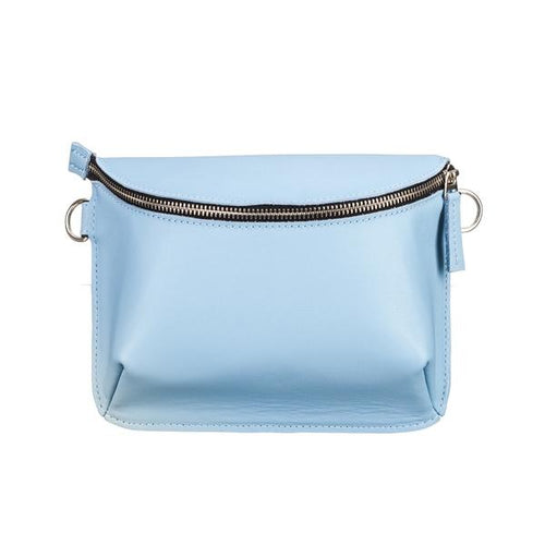 Ampm Blue Universal Leather Bag-AMPM-HOUSE of BOTTA