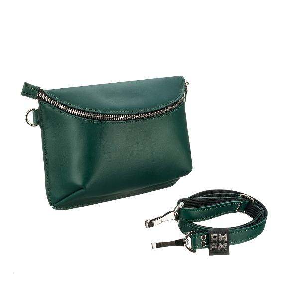 Ampm Green Universal Leather Bag-Women-HOUSE of BOTTA