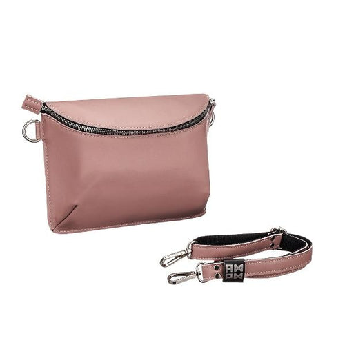 Ampm Lilac Universal Leather Bag-AMPM-HOUSE of BOTTA