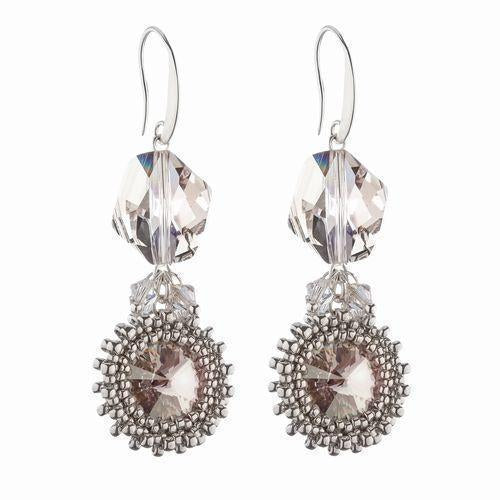 Anais Earrings Silver-ANAIS-HOUSE of BOTTA