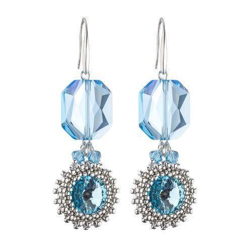 Anais Earrings Sky Blue-ANAIS-HOUSE of BOTTA