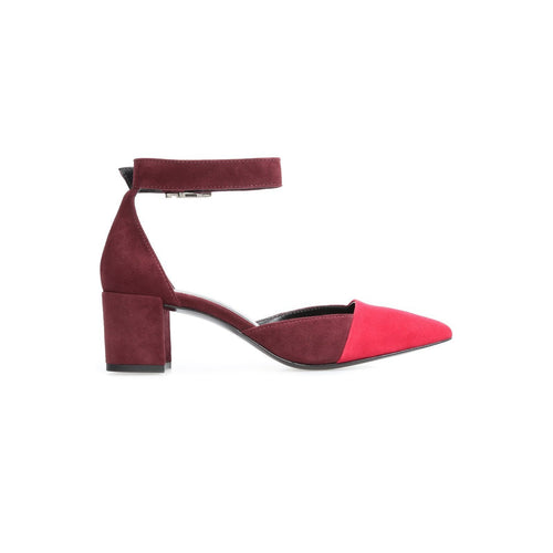 Andorra Heels Red-MARSALA-HOUSE of BOTTA