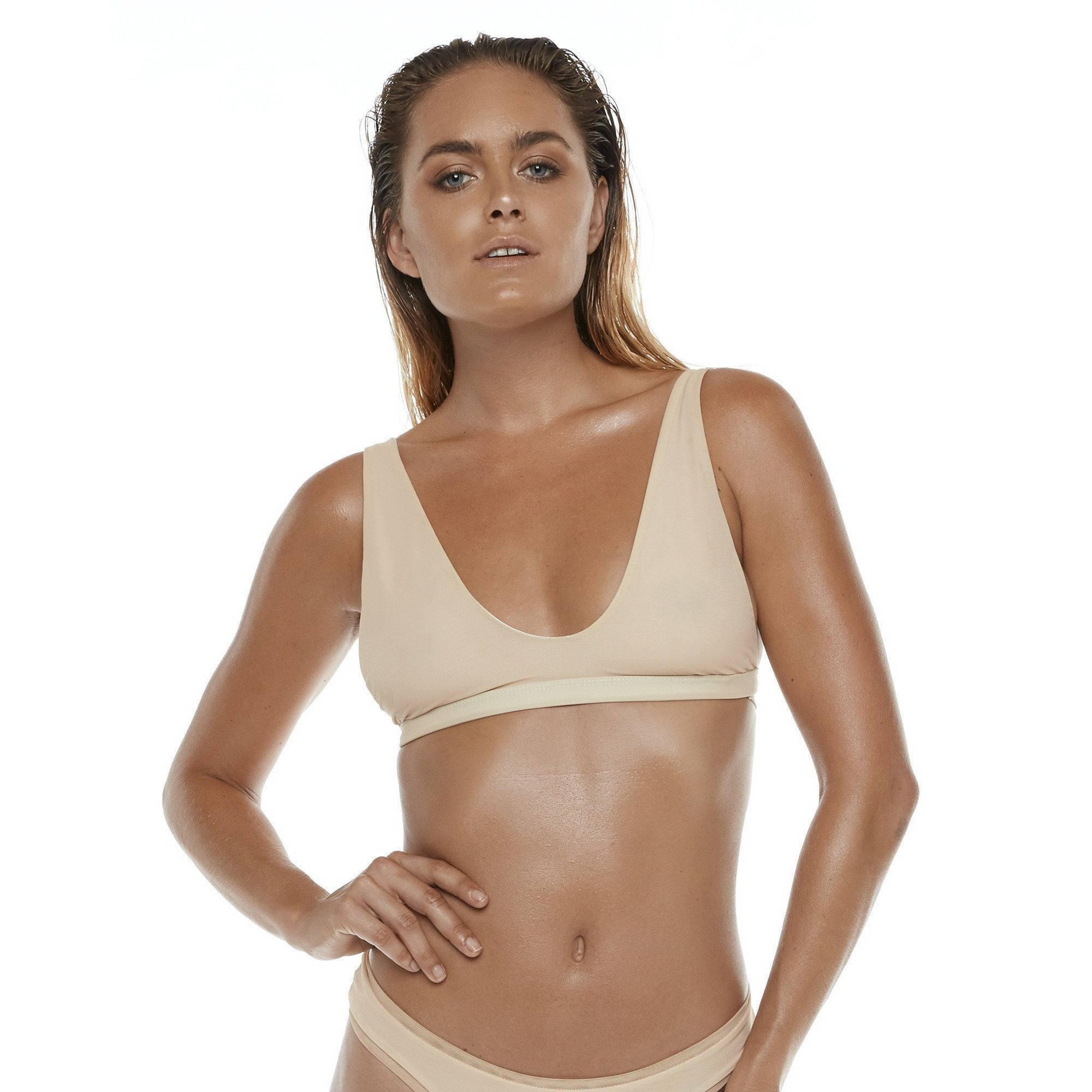 Apex Bra Nude Mesh-ALLERTON-HOUSE of BOTTA
