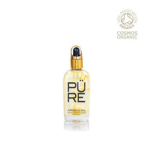 Argan Oil with Gold Flakes-PÜRE Collection-HOUSE of BOTTA