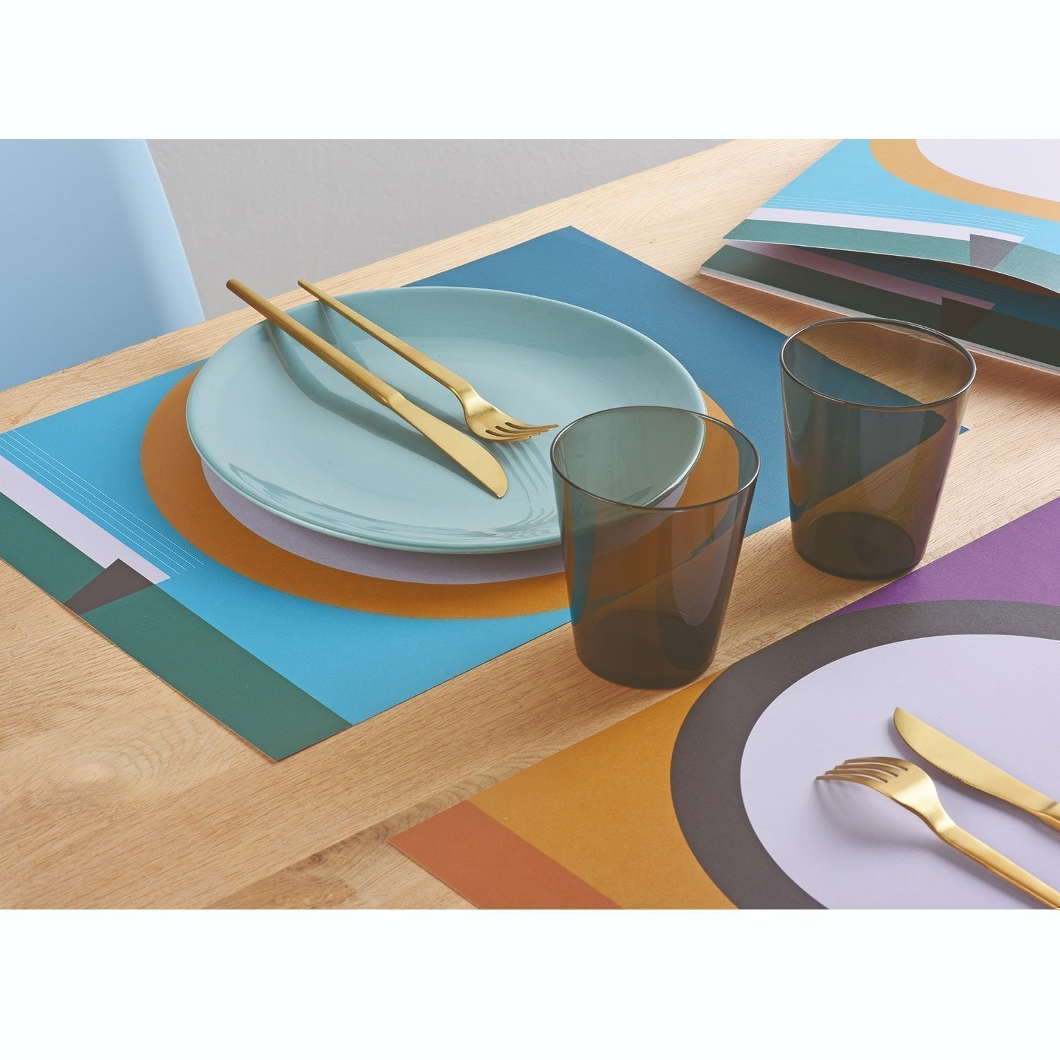 Arty Placemats-Homeware-HOUSE of BOTTA