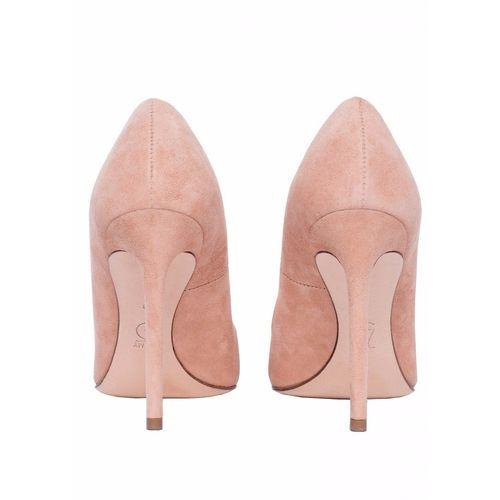 Beige Suede Courts-MY25-HOUSE of BOTTA