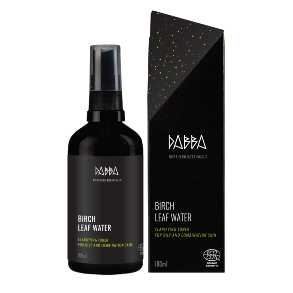 Birch Leaf water + Wild Raspberry Leaf water travel size-DABBA-HOUSE of BOTTA