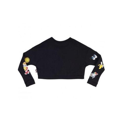 Black Fairytales Mini Sweat-NINII-HOUSE of BOTTA