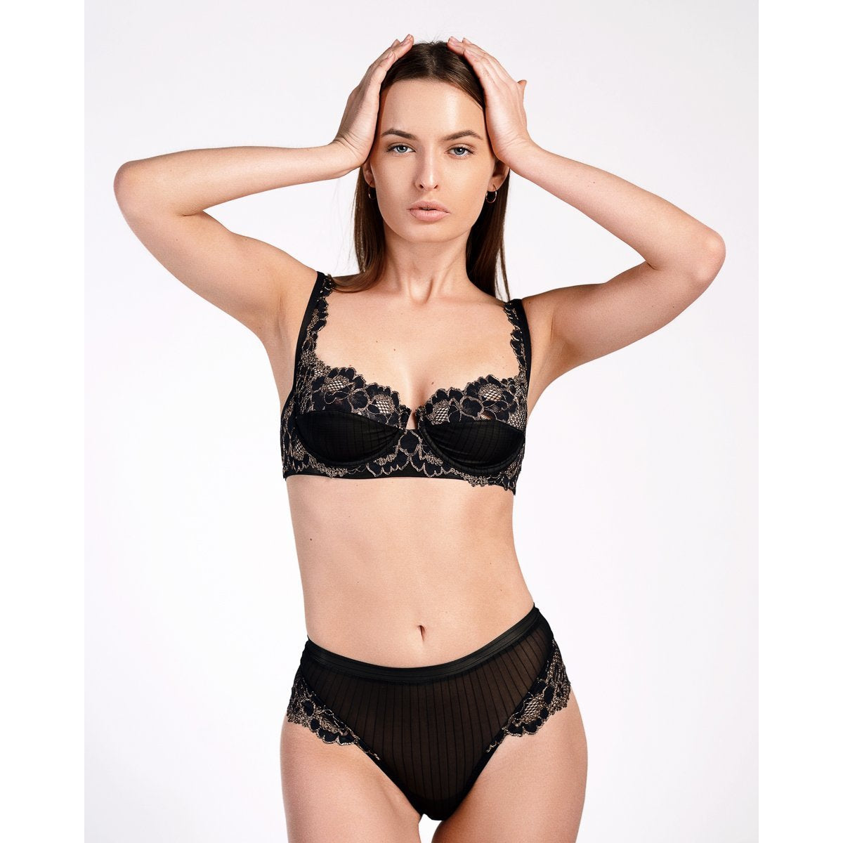 Blacky Bra-Lola Bra-HOUSE of BOTTA