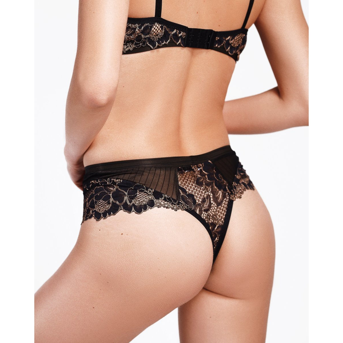 Blacky Panties-Lola Bra-HOUSE of BOTTA